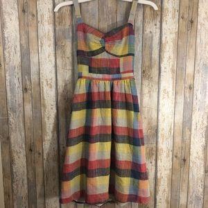 ModCloth Checkered Dress (XS)